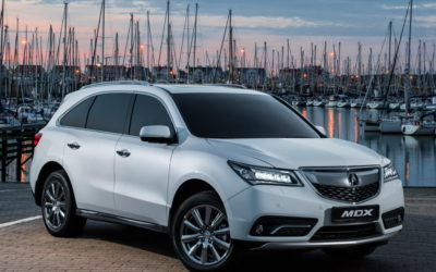 Acura MDX Luxury Crossover Review