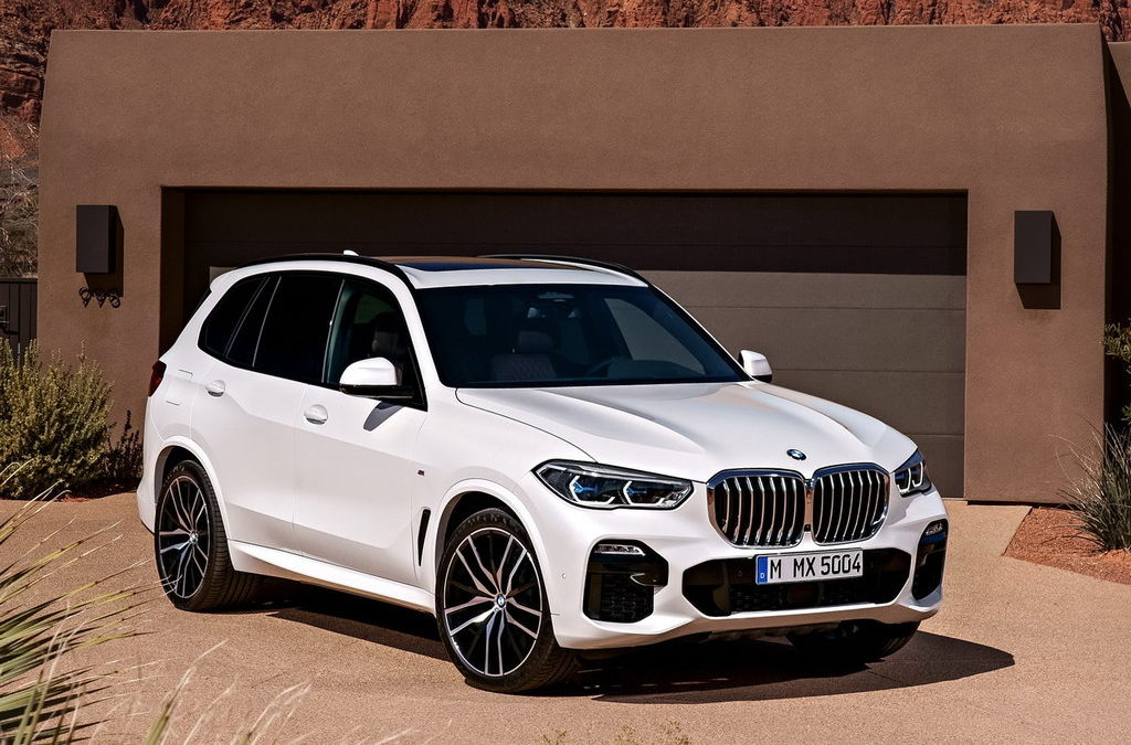 BMW X5 G05 Review