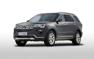 Ford Explorer Crossover Review