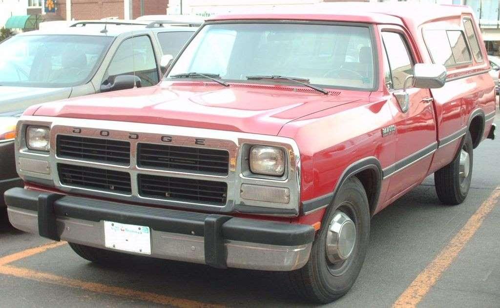 1991-1993_Dodge_Ram
