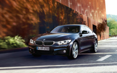 The BMW 4 Series Grand Coupe Review