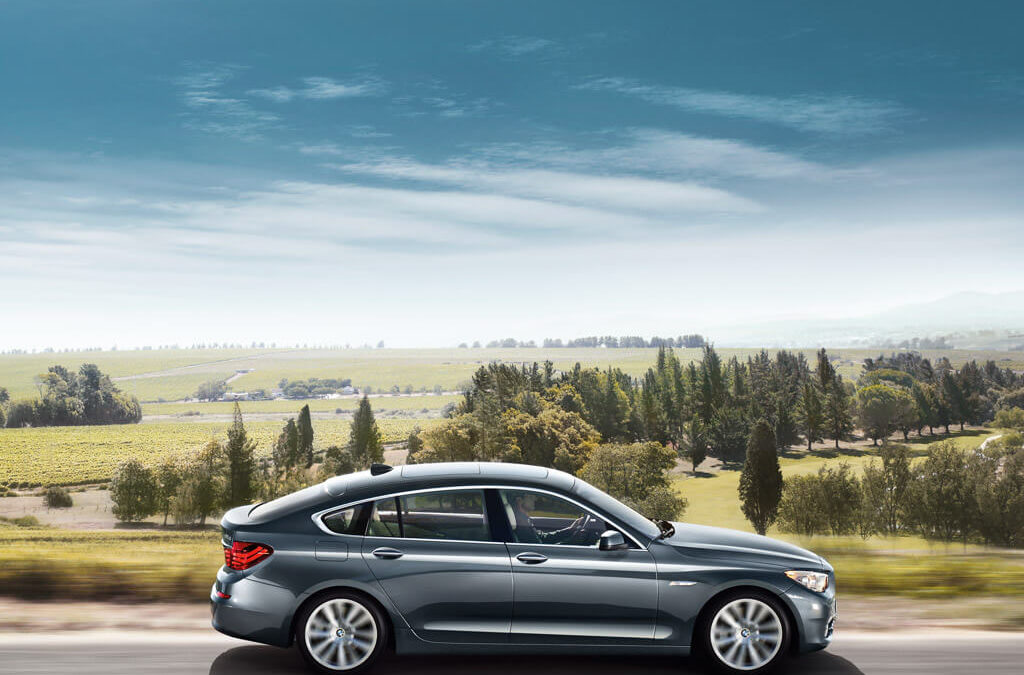 BMW 5 Series GT Review