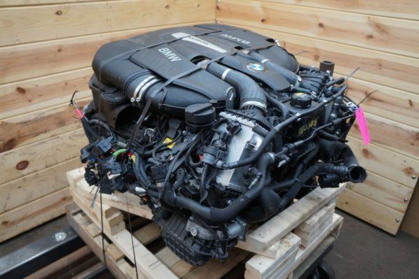 N63TU2 (N63R) Engine