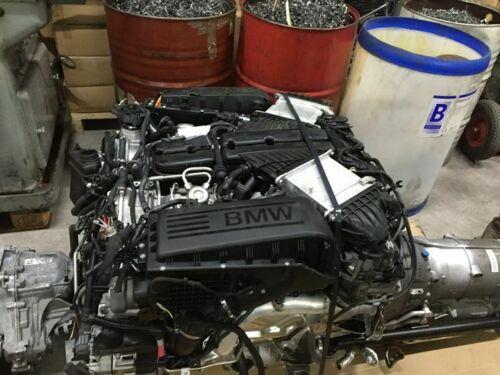 BMW N74 Engine