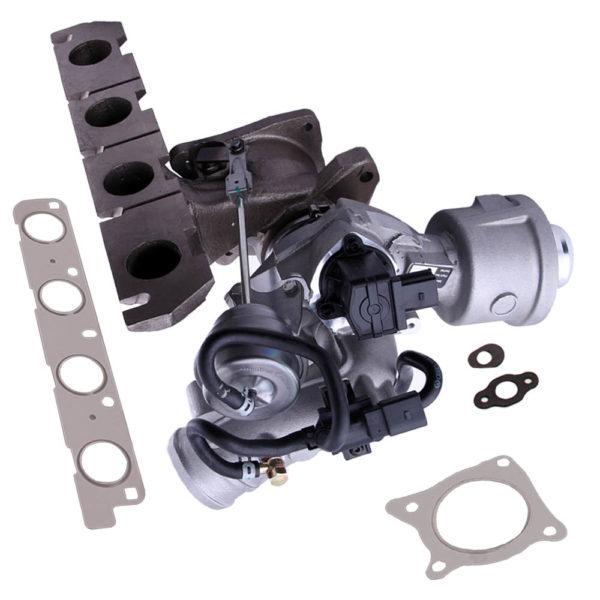 Turbo Turbine Fit for Audi A4 A6 S4 S6 2.0 TFSI B7 BUL BWE 200HP K03 06D145701G
