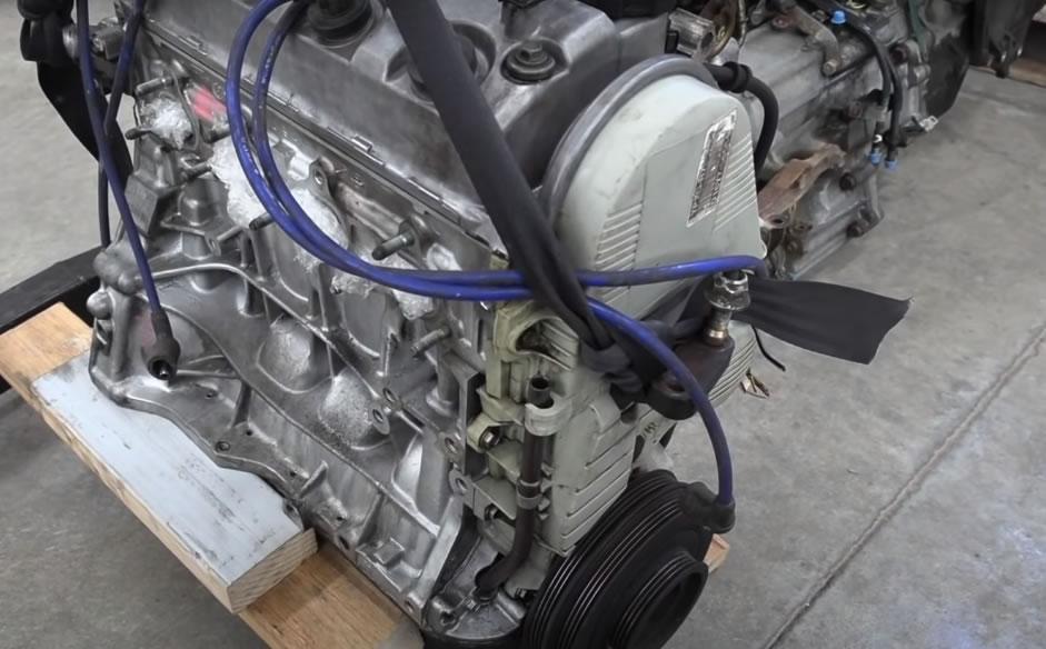 clean used engine