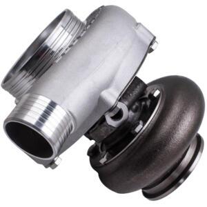 Racing turbo GT3076R GT3037R v-band flange A/R 0.82 0.63 up to 3.0 bar