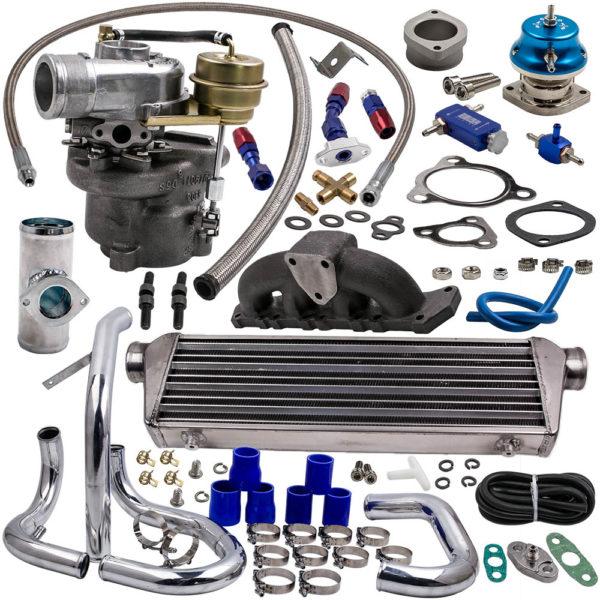 K04-015 Turbo charger Kit for Audi A4 1.8T VW 1.8L 1781CC l4 GAS DOHC 1997-2004