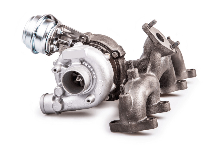 What is the function of a Turbocharger?