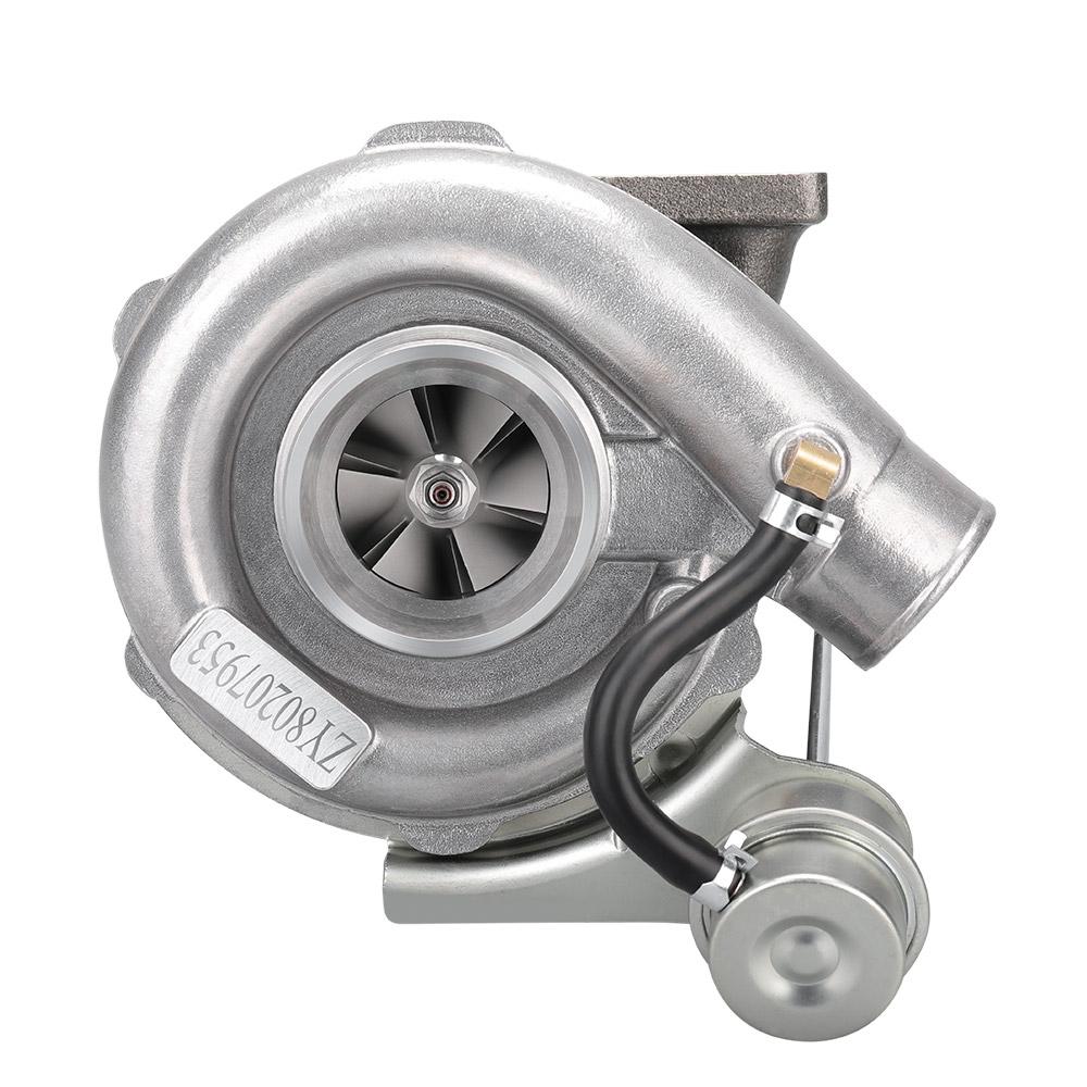 T3 T4 Turbo Kit + 76mm 3inch intercooler Piping Kits (1.5L - 2.5L Engines)