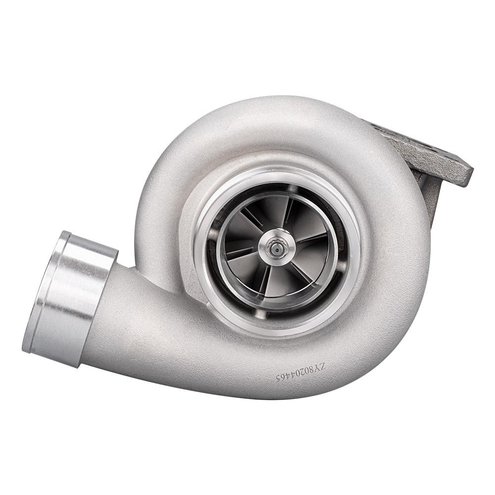 V-Band Flange Turbo Gt45 Turbocharger+oil Feed Line+oil Drain Return Line