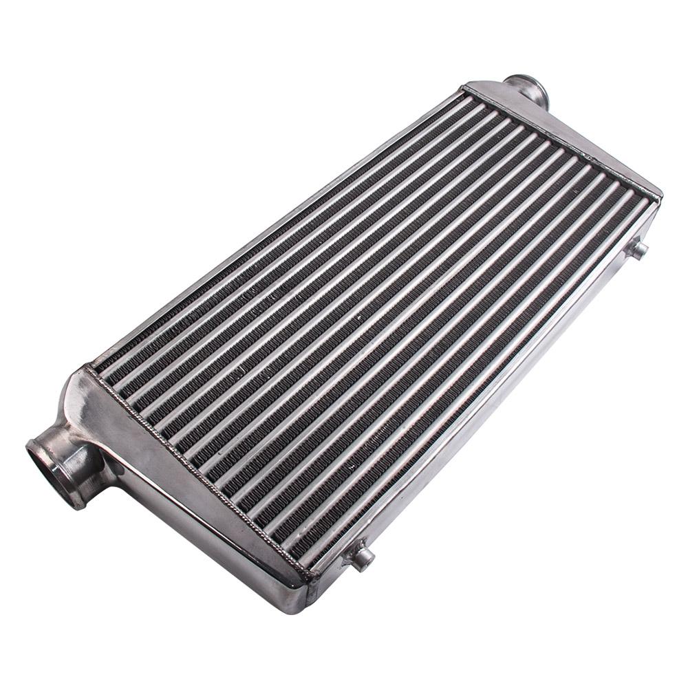 Turbocharger GT45 T4 V-Band A/R .66 1.05 + 600x300x76 Intercooler + Oil Line Kit