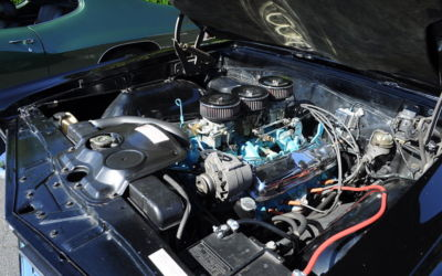 All About The Pontiac 400 engine