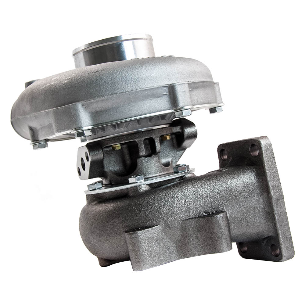 T3 T4 Universal Turbo Turbocharger and Oil Line