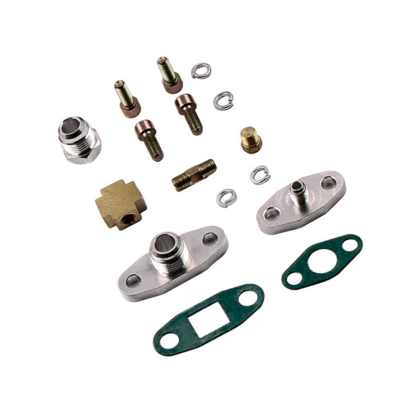 GT3076R Turbo Kit - Universal For All 3.0L - 5.0L Engines
