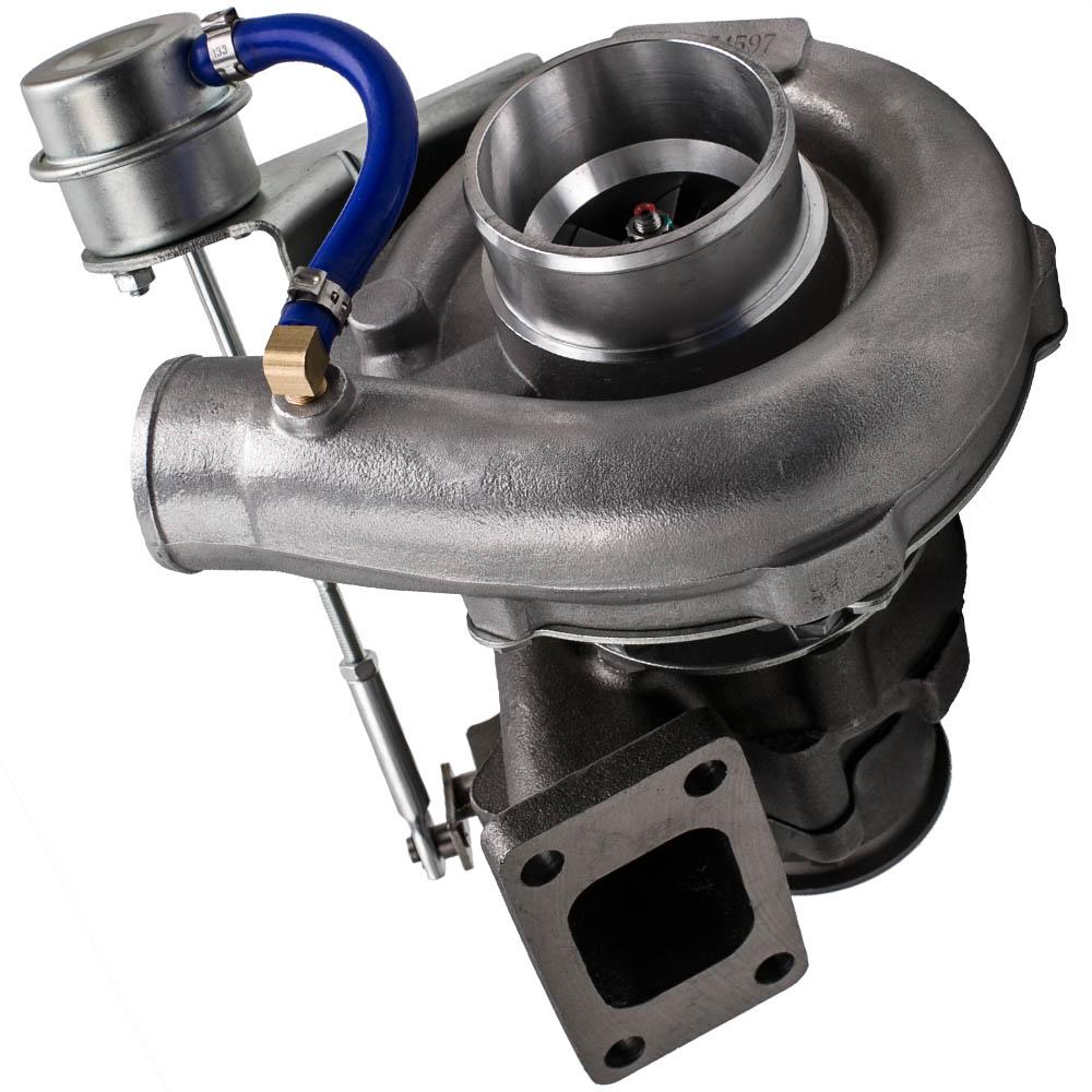 T04E Trim Turbo Charger Compressor + 27x7x2.5 Intercooler Kit