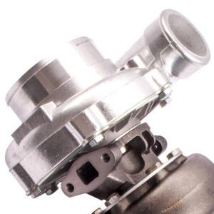 T70 Turbo Kit + Oil Drain Return FEED Line Kit - (1.8L - 3.0L Engines)