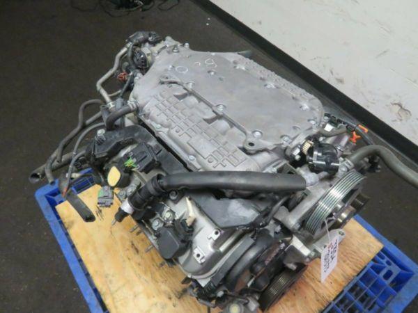 2005 Acura Mdx Engine