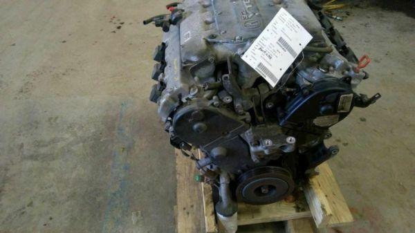 2005 Acura Tl Engine