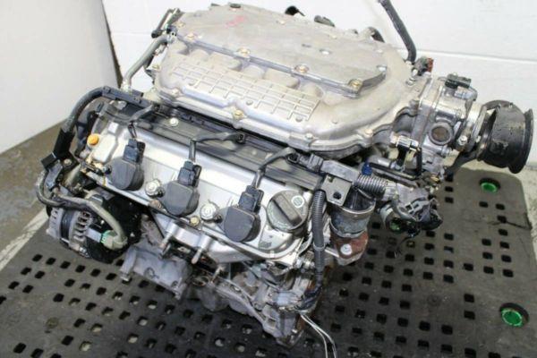 2008 Acura Tl Engine