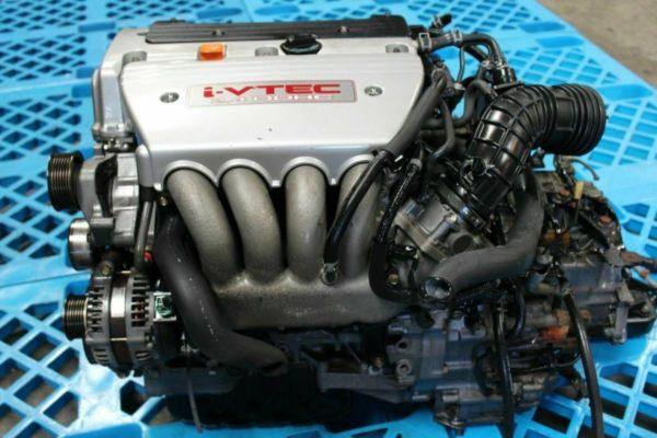 2009 Acura Tsx Engine