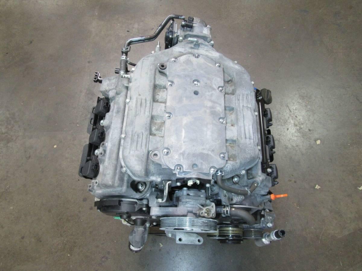 2008 Acura Mdx Engine