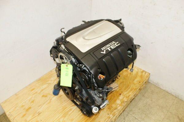 2012 Acura Mdx Engine