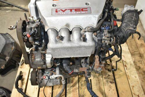 2002 Acura Rsx Type-S Engine
