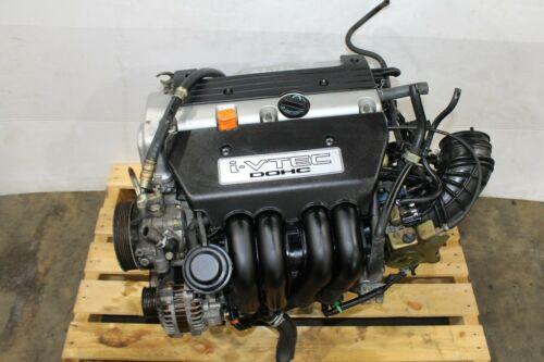 2002 Acura Rsx Engine