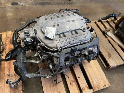 2005 Acura Rl Engine