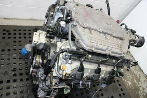 2007 Acura Tl Engine